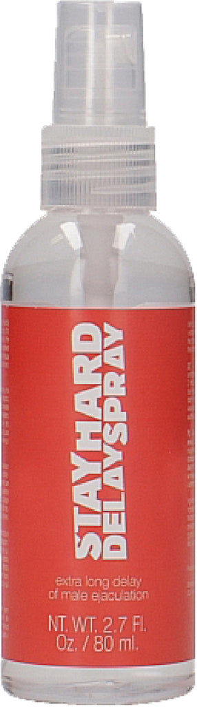 Stay Hard - Delay Spray - 80ml