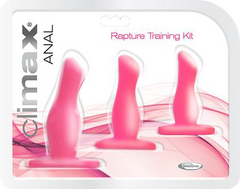 Anal Rapture Training Kit (Deep Pink)