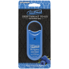 To-Go - Deep Throat Spray (Blue Raspberry)