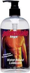 Condom Compatible Water Based Lubricant (473ml)