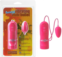 Powerfull Vibrating Mini Bullet (Pink)