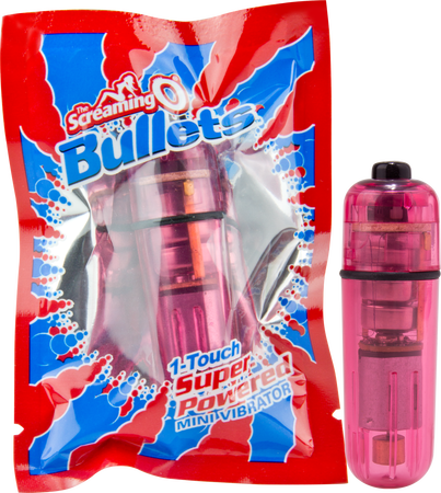Screaming O Bullet (Pink)