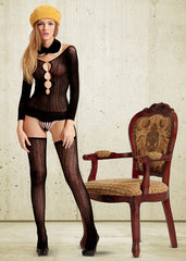 Bardot Body Stocking OS