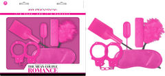 The Mean Couple Romance Kit (Pink)