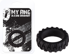 O My Ring - Small (Black)