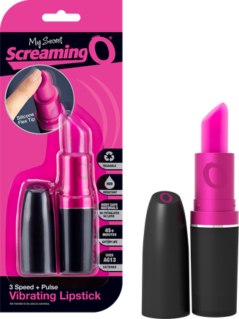 My Secret Screaming O Vibrating Lipstick