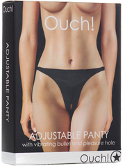 Adjustable Panty (Black)