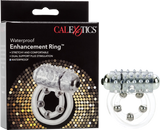 Waterproof Enhancment Ring - 5 Beads (Clear)