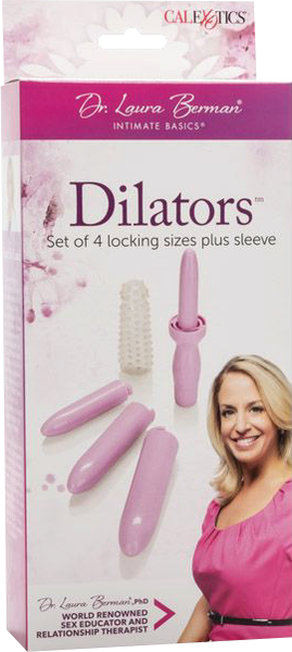 Dilator Set (Lavender)