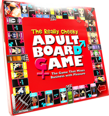 The Really Cheeky Adult Board Game