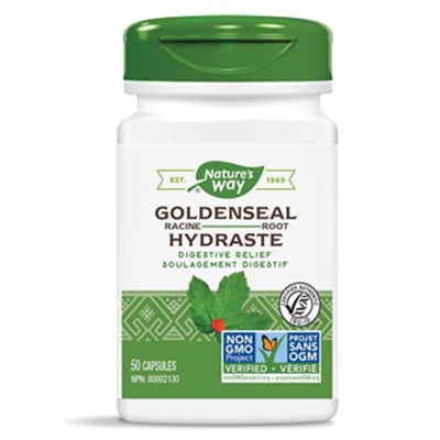 Nature's Way Goldenseal Root 50 VCapsules