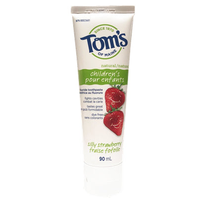 Tom's of Maine Silly Strawberry Fluoride 90ml