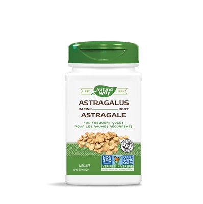 Nature's Way Astragalus Root 180 VCapsules