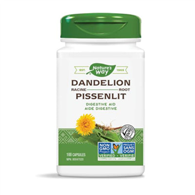 Nature's Way Dandelion Root 100 V-Capsules