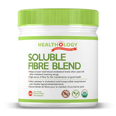 Healthology Soluble Fibre Blend 210g
