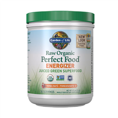 Garden of Life RAW Organic Perfect Food Energizer 276g