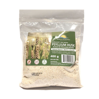 Source of Life Psyllium Husk Powder 400g