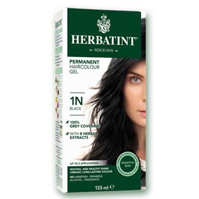 Herbatint (1N-Black) Herbal Hair Color
