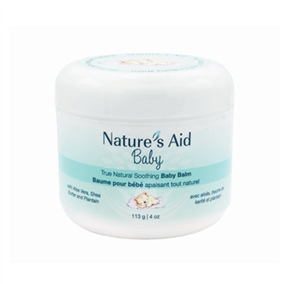Nature's Aid True Natural Soothing Baby Balm 113g