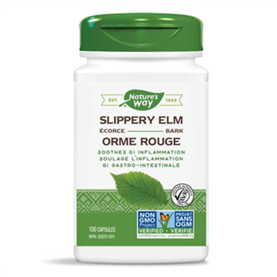 Nature's Way Slippery Elm Bark 100 VCapsules
