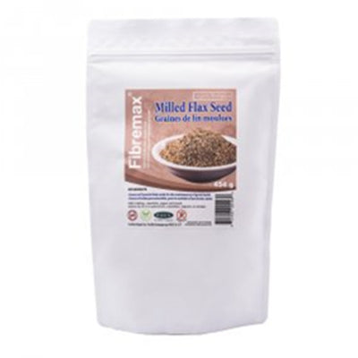 Source of Life Fibremax Organic Milled Flax Seed 454g