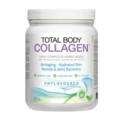 Natural Factors Total Body Collagen Unflavoured 500g