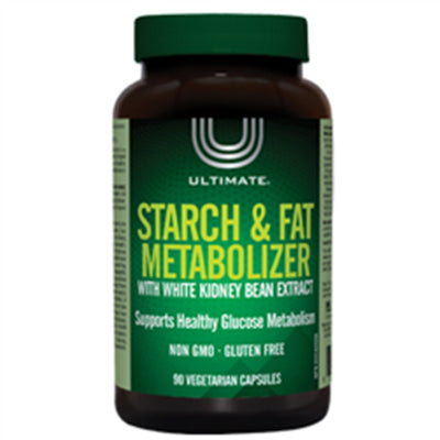 Brad King Ultimate Starch & Fat Metabolizer 90 VCapsules