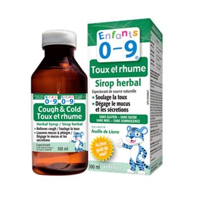 Homeocan Kids 0-9 Cough & Cold 100ml