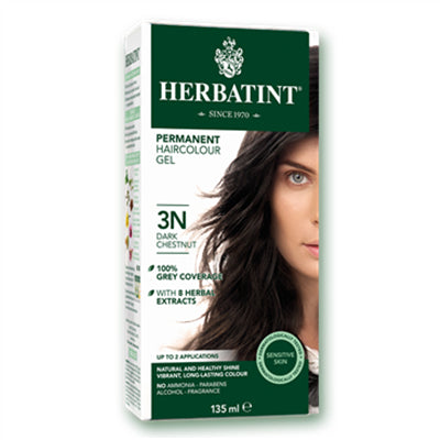 Herbatint (3N-Dark Chestnut) Herbal Hair Color