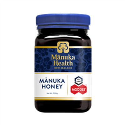 Manuka Health Manuka Honey Silver MGO 263+ 500g