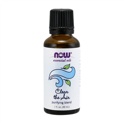 Now Clean the Air Essential Oil Blend 30ml