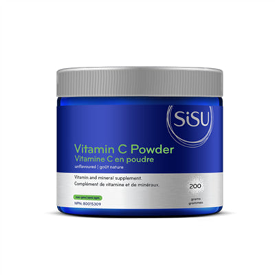 Sisu Vitamin C Powder Unflavoured 200g