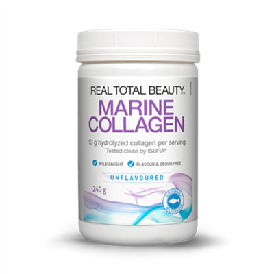 Natural Factors Real Total Beauty Marine Collagen 240g