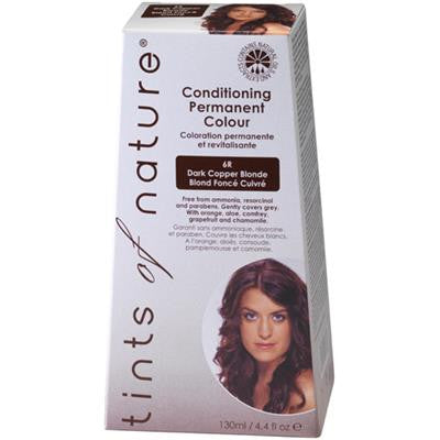 Tints of Nature 6R Dark Copper Blonde 130ml