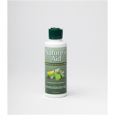 Nature's Aid All Natural Skin Gel 125ml