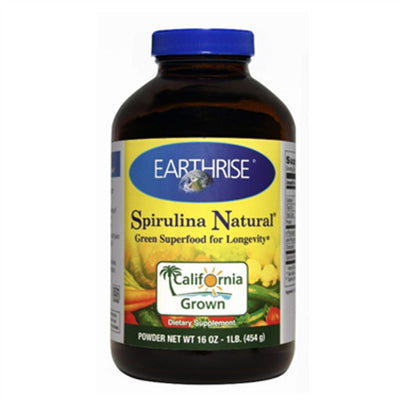 Earthrise Spirulina Powder 454g