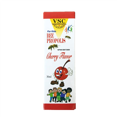 VSC Bee Propolis for Kids Cherry Flavour 30 ml