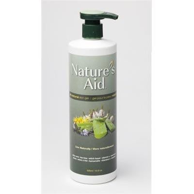 Nature's Aid All Natural Skin Gel 500ml