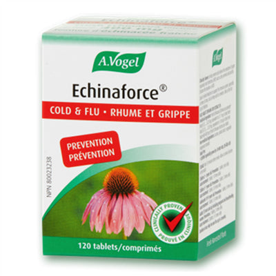 A.Vogel Echinaforce Colds Prevention 120 Tablets