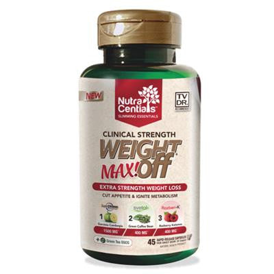 NutraCentials Weight Off Max 45 Capsules
