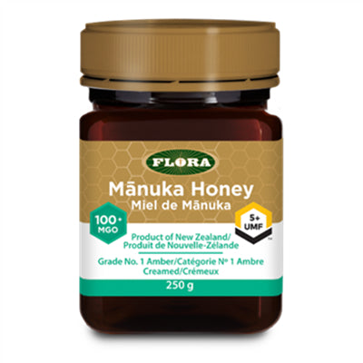 Flora New Zealand Manuka Honey 100+ 250g