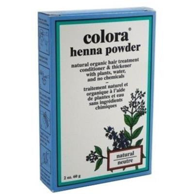 Colora Henna Creme Natural 60ml