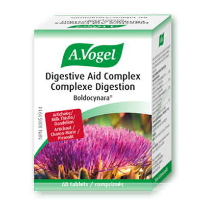 A.Vogel Digestive Aid Complex 60 Tablets