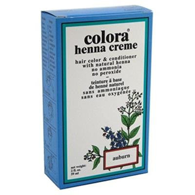 Colora Henna Auburn Cream 60ml