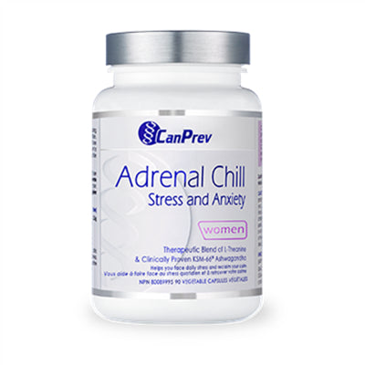 Canprev Adrenal Chill 90 VCapsules