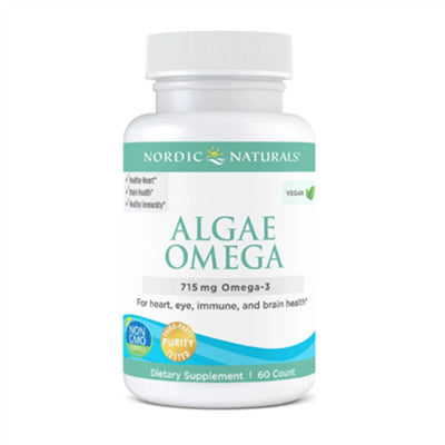 Nordic Algae Omega 60 Softgels