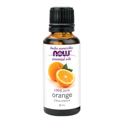 Now Orange Oil Citrus sinensis 30ml