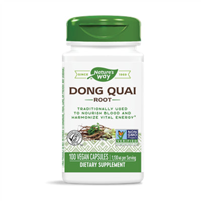 Nature's Way Dong Quai 100 VCapsules
