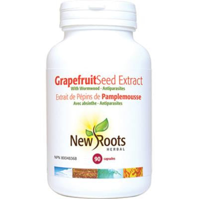 New Roots Grapefruit Seed Extract 90 Capsules