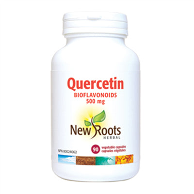 New Root Quercetin Bioflavonoids 500mg 90 VCapsules